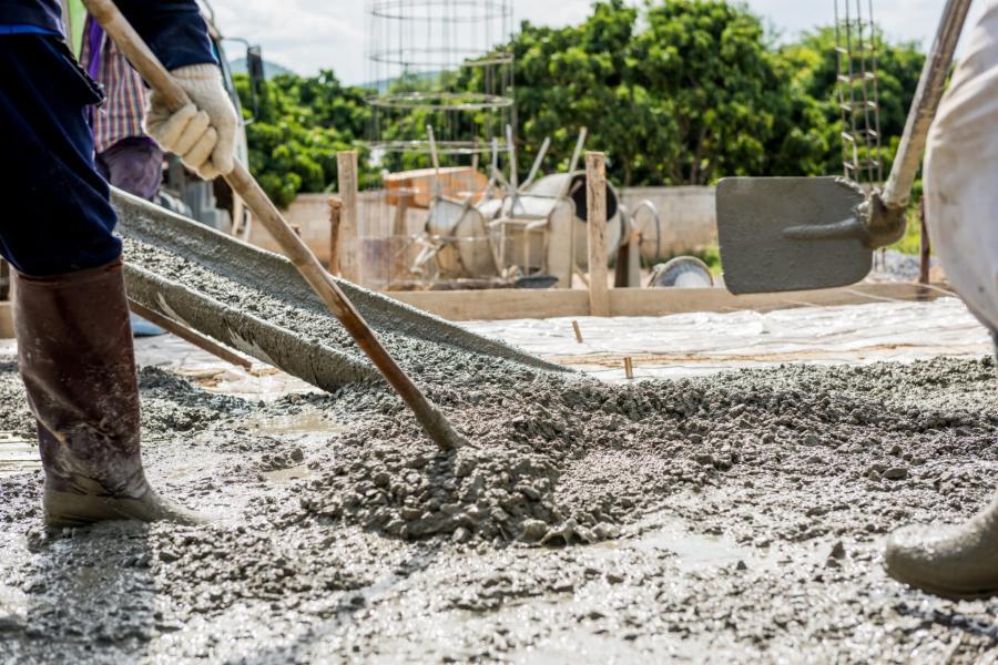 Бетон карпово керамзитобетон состав песок