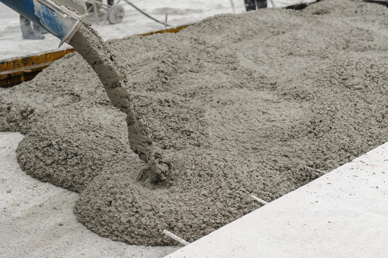 бетона цена